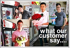Customer Say..